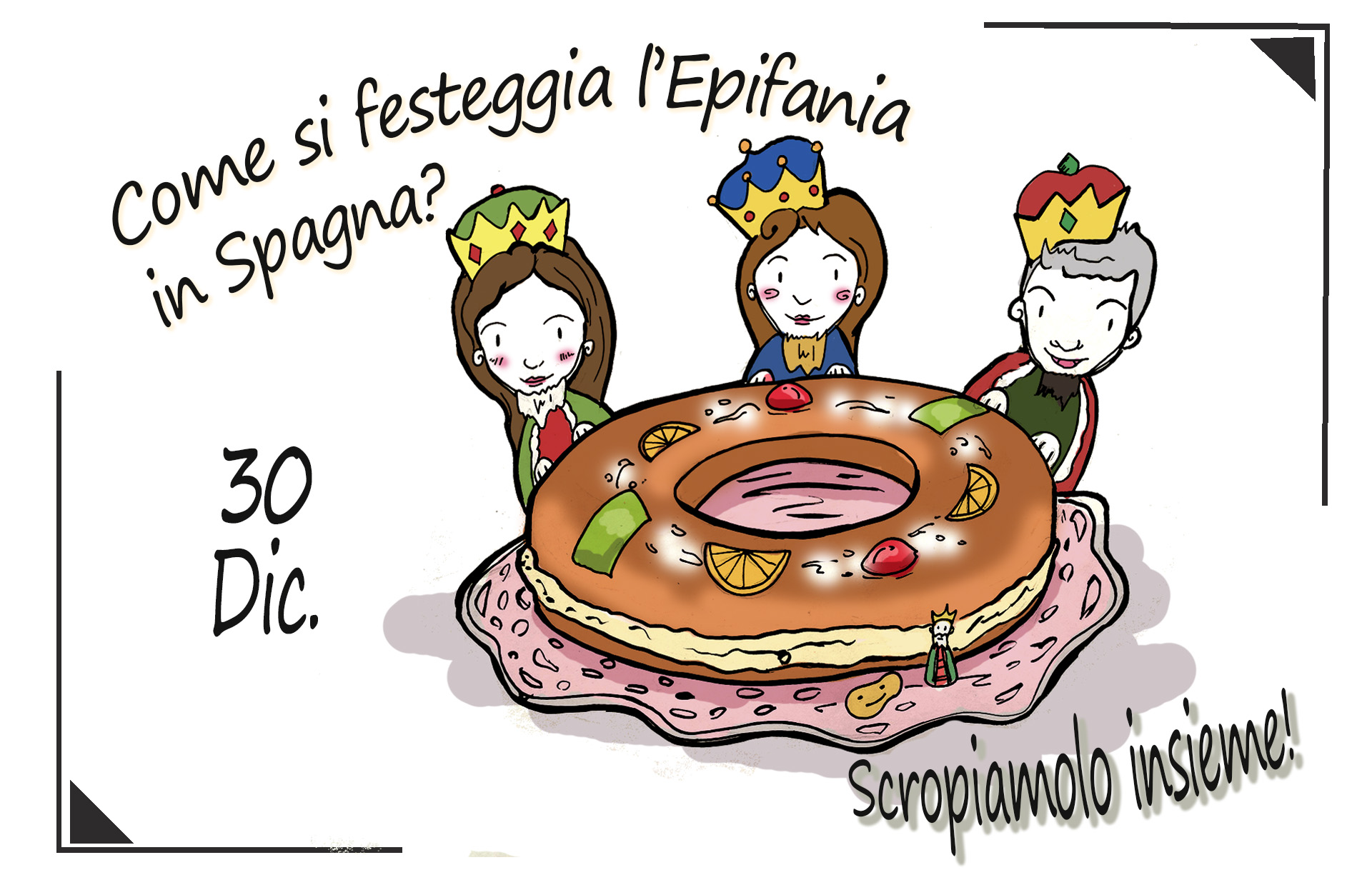 🥇Come si festeggia l'Epifania in Spagna?